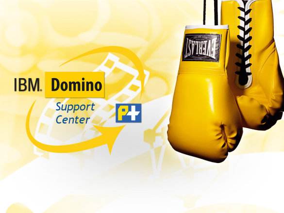 IBM Domino support center